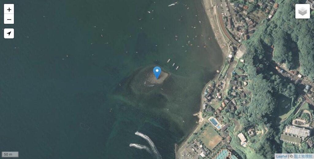 和賀江島航空写真